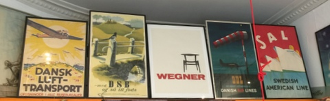 gamle plakater købes